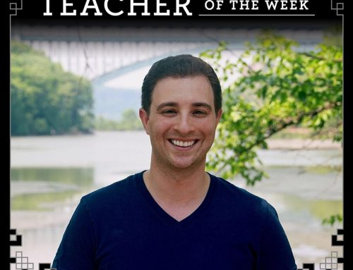 "Eric Whitacre's ""Teacher of the Week"" – My Thoughts"